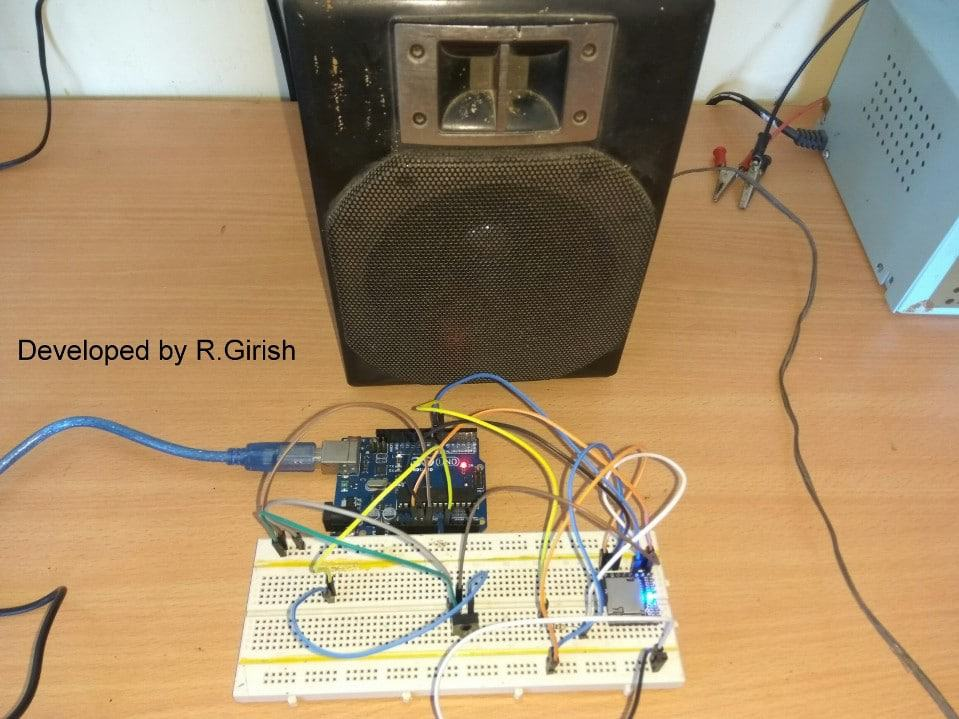 Mp3 Player Using DF Player - Full Design Details | Homemade Circuit