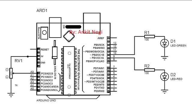 Arduino PWM Signal Generator