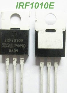 IRF 1010E mosfets