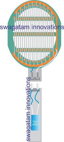 Mosquito Bat Transistor