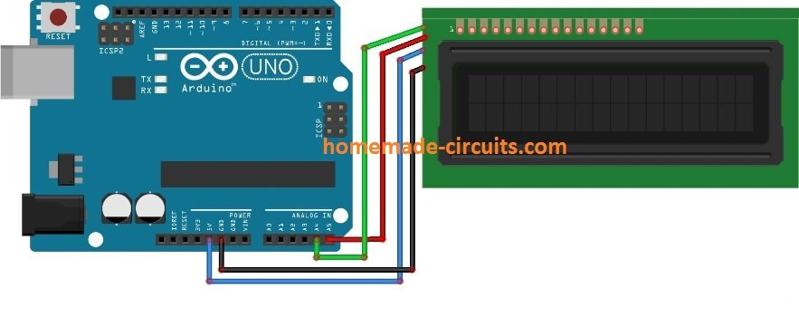 Introduction to I2C LCD Adapter Module | Homemade Circuit